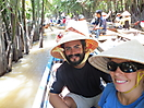2 - Boat Ride in the Mekong Delta