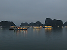34 - Halong Bay in the Evening