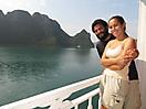 36 - Cruising in Halong Bay