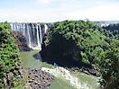 1 - Victoria Falls from Victoria Falls Bridge, Livingstone
