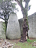 5 - Conical Structure in the Great Enclosure, Great Zimbabwe